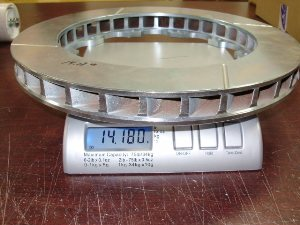 FT 9400 LW Weight