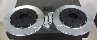 "FT 7050 SN-95 13"" Rear Floating Rotor Conversion Kit"