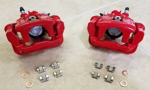 FT 7065 FORD Reman Rear Brake Calipers
