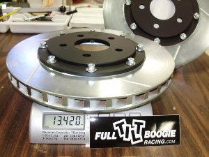 FTBR FT 8000 HD....16.1 LBS EACH