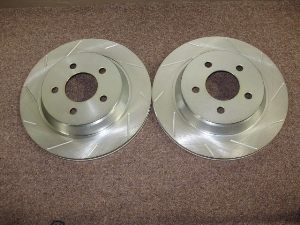 FT 8350 - SN-95 Rear Rotors