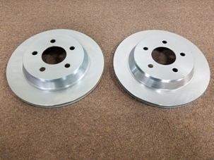 FT 8355 - SN-95 Rear rotor pair