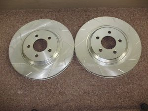 FT 9115 - SP Performance Shelby GT 500 Rotor Set