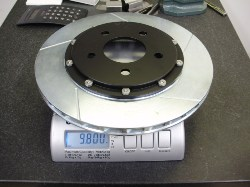 FT 9125 weight