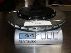 FT 9125 LW weight