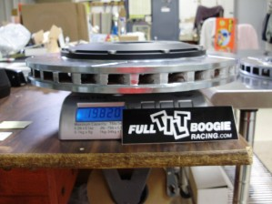 FT 9490 Heavy Duty weight