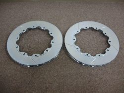 "S-197 13"" Floating Conversion Replacement Rotor Ring Set"