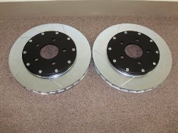 "FT 9900 - S-197 12.5"" Front Rotor Set"