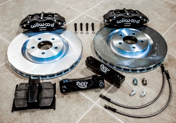 "FT 9496-Wilwood 14"" Front Brake kit"