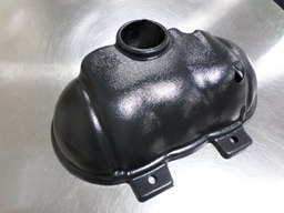 FT 595 - Coolant Reservoir Cover