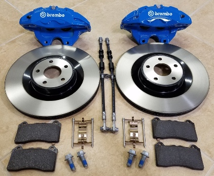 FT 25010 - Focus Brembo Brake Kit