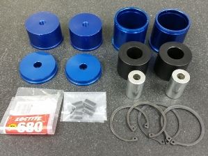 S550 Ford Racing Differential Mounts